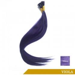 Extension Con Cheratina Flat Tip Viola