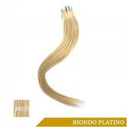 Extension Adesive Biondo Platino