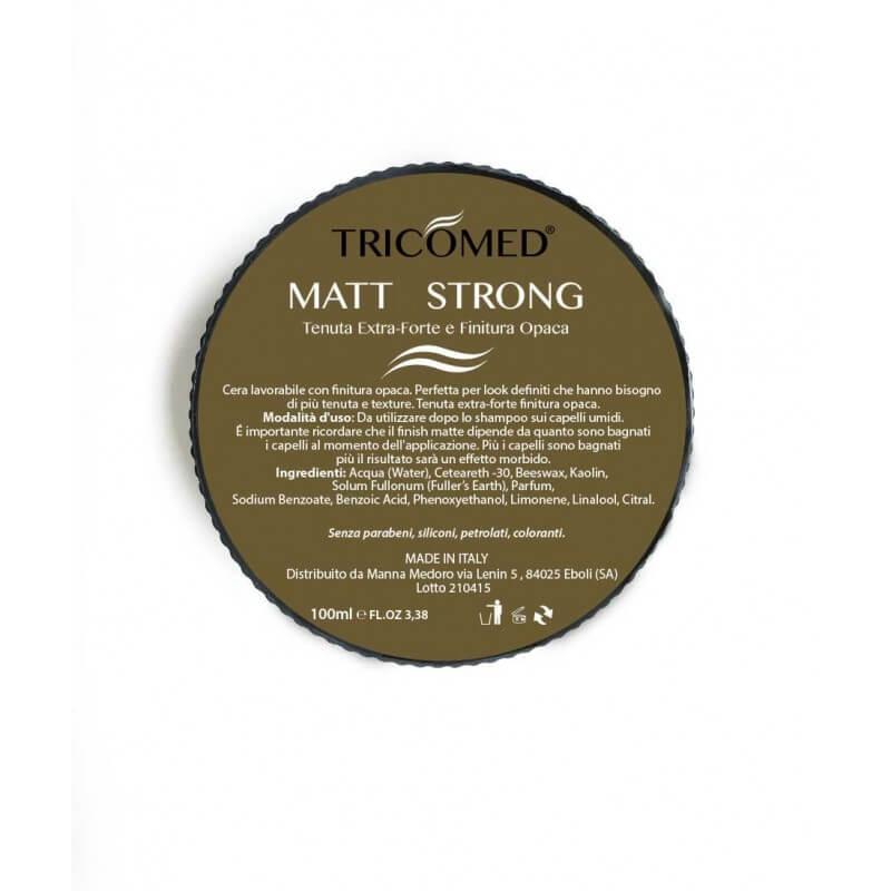 Cera Capelli Matt Strong