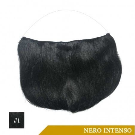 Halo Extension Nero Intenso