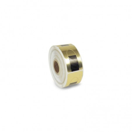 Nail Form Gold Rotolo 500pz (adesione forte)